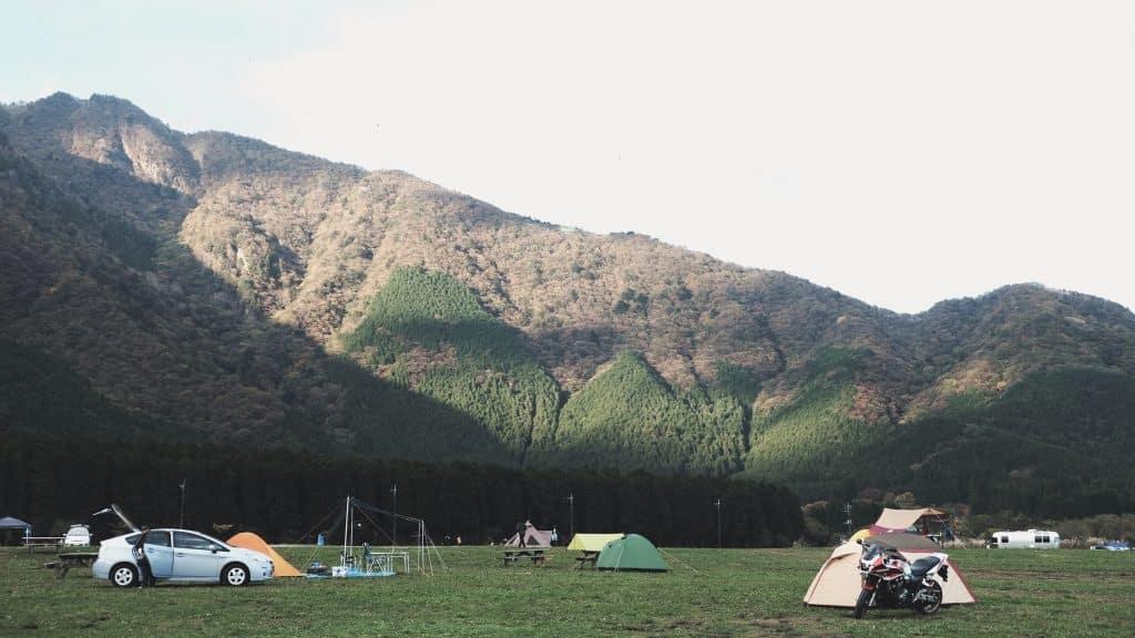 work camping park ranger