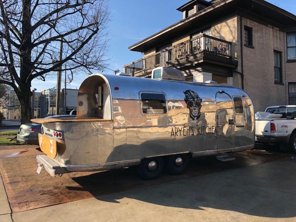 airstream food truck nashville TN