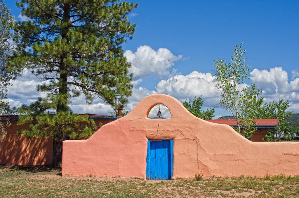 Central New Mexico Route 66 Pecos