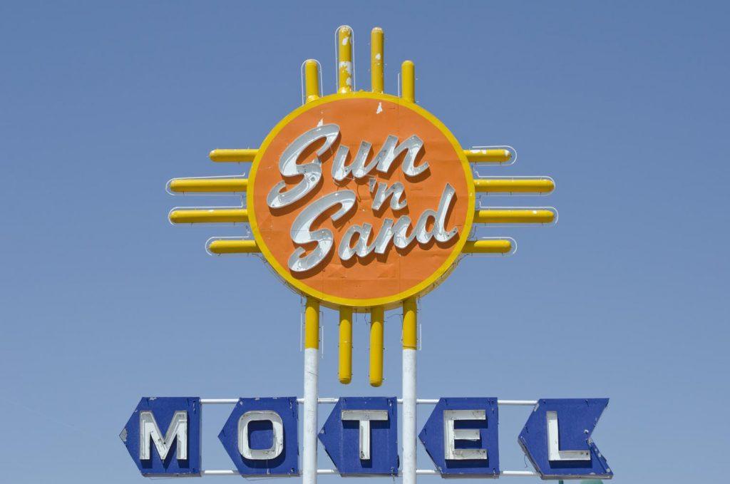 sun and sand motel santa rosa new mexico route 66