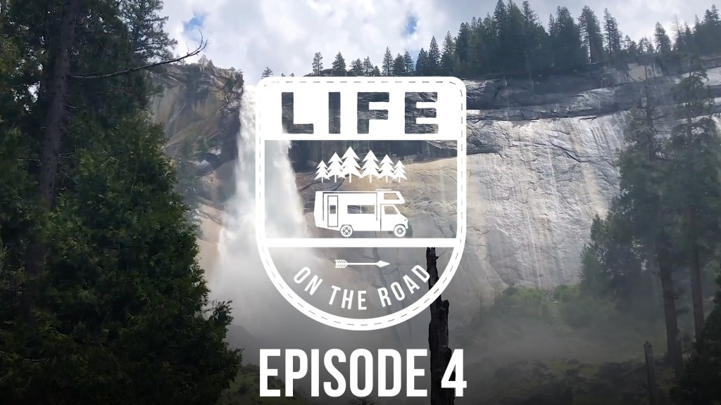 Life on the Road, Crazy Family Adventure Ep. 4