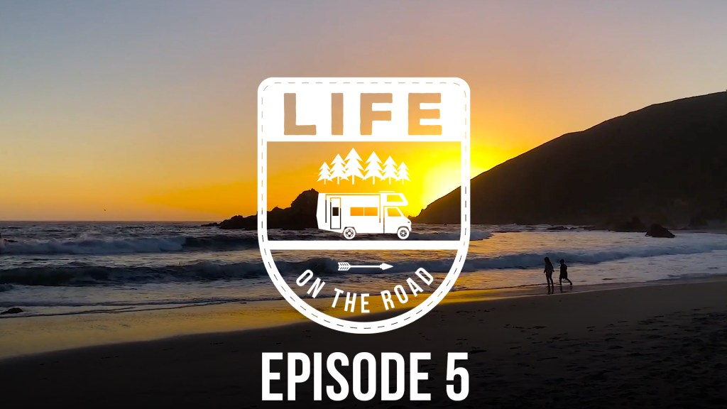 Life on the Road, Crazy Family Adventure Ep. 5