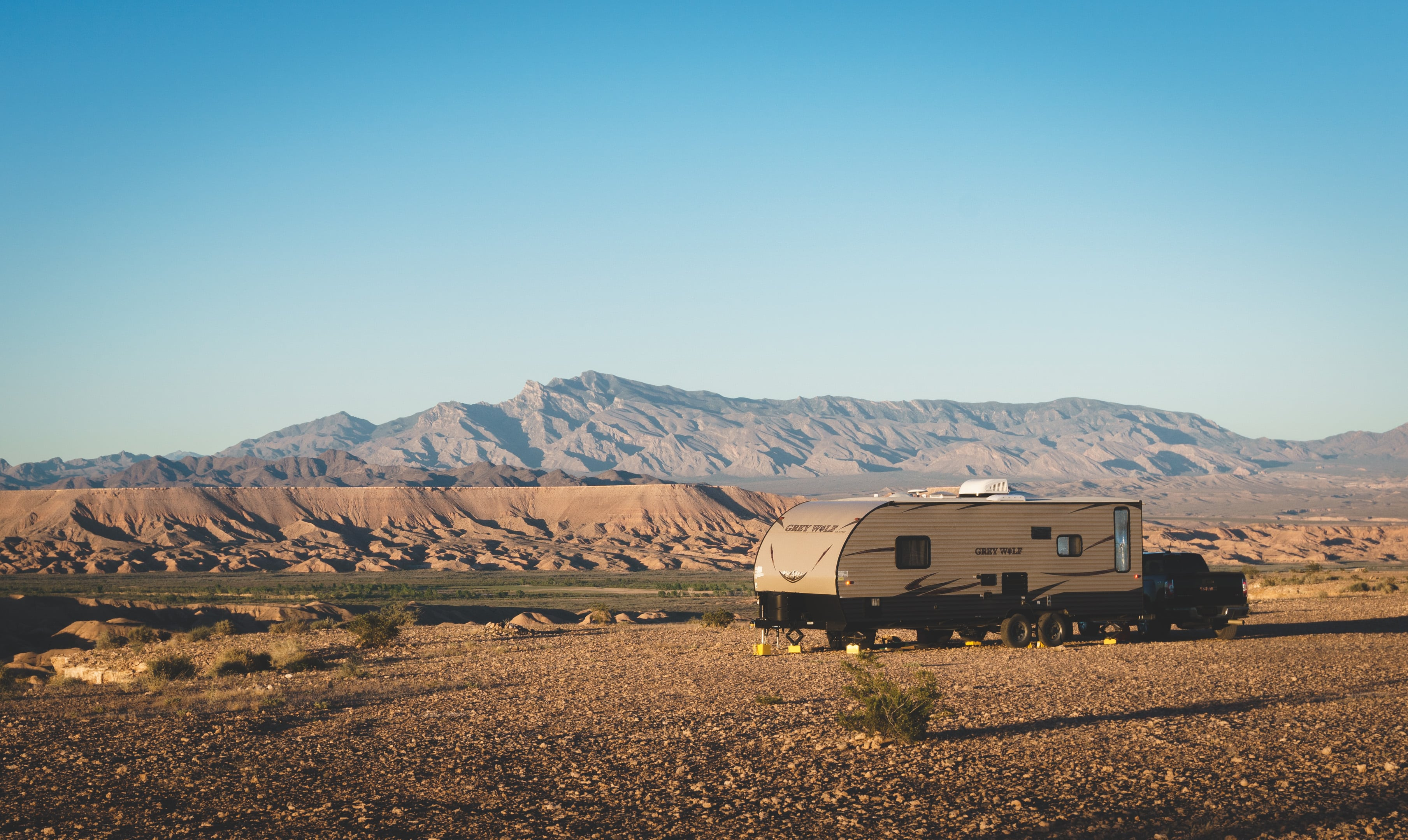The privacy of camping on BLM land cant be beat!