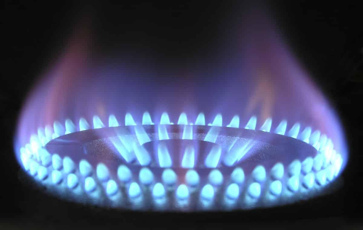 stove burner flame
