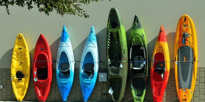RV Show vendors bring plenty of gear to help you enjoy your outdoor adventures.