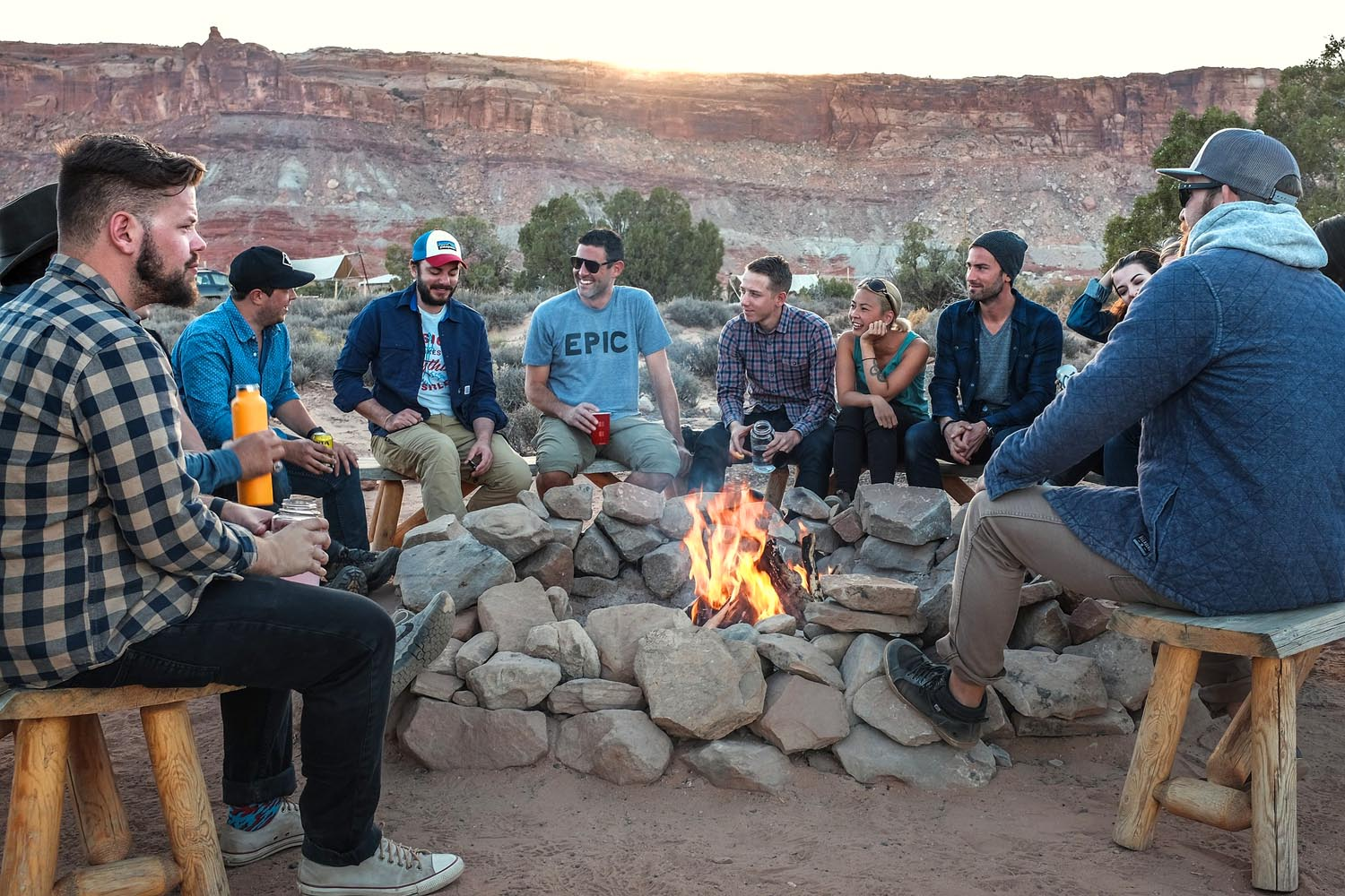 Photo Tripping America - Build Community - Camping World