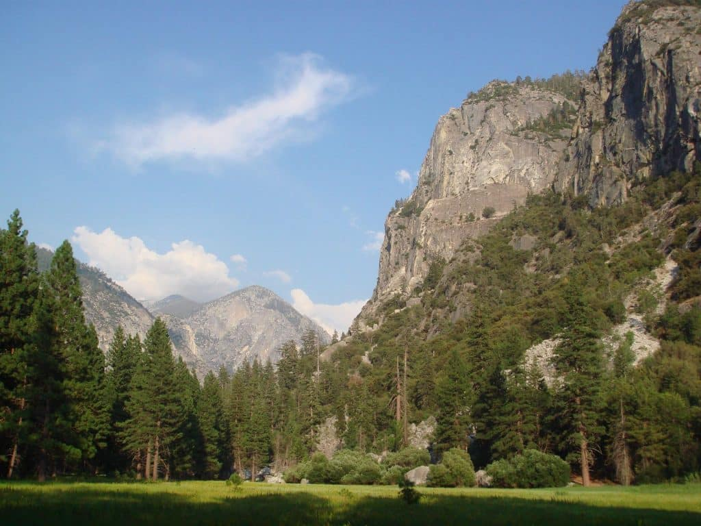 Photo Tripping America - Kings Canyon - Camping World
