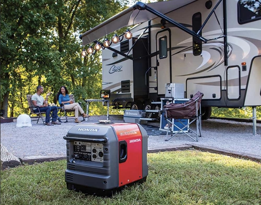 Portable Generators for Travel Trailers