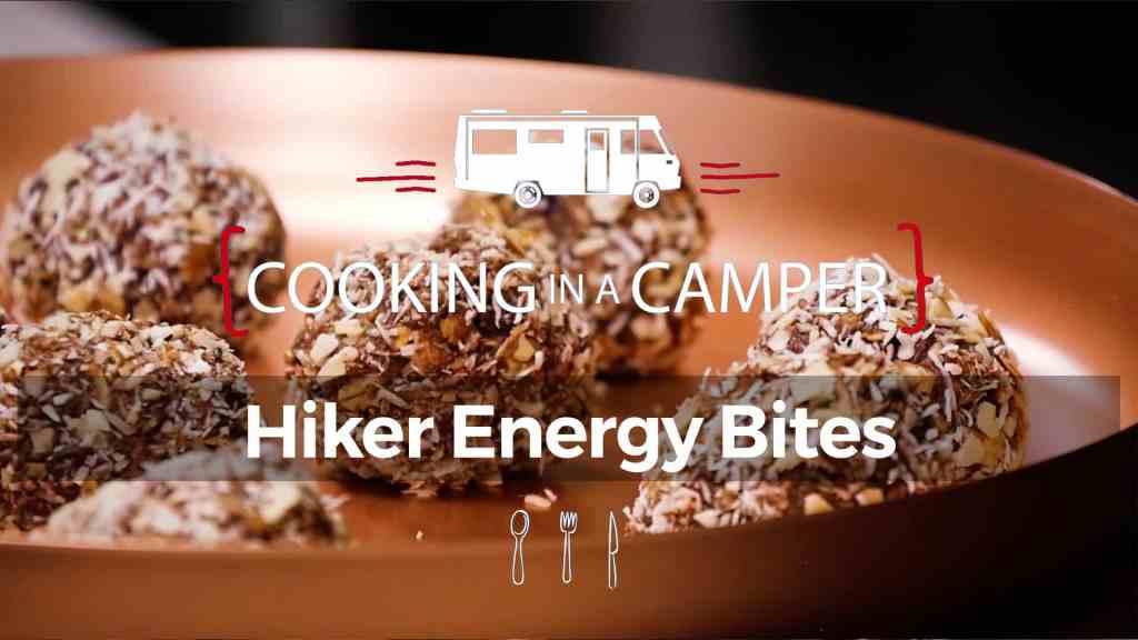 Hiker Energy bites
