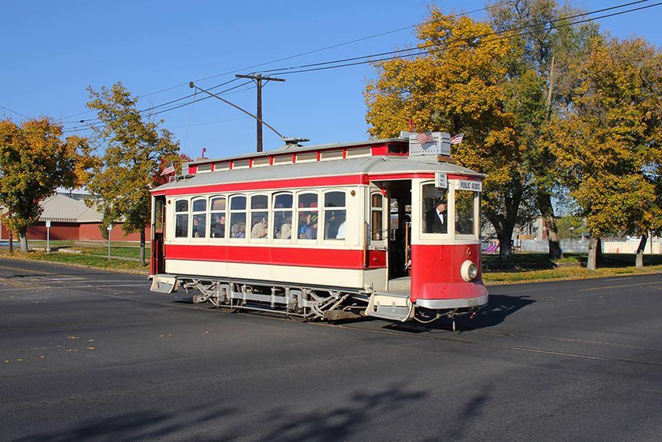 Yakima Valley Trolley