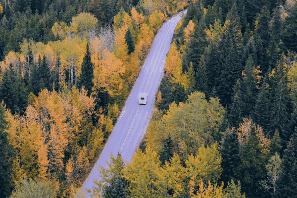 Fall RV travel
