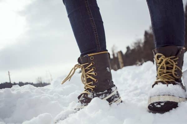 tall Heavy Snow Boots
