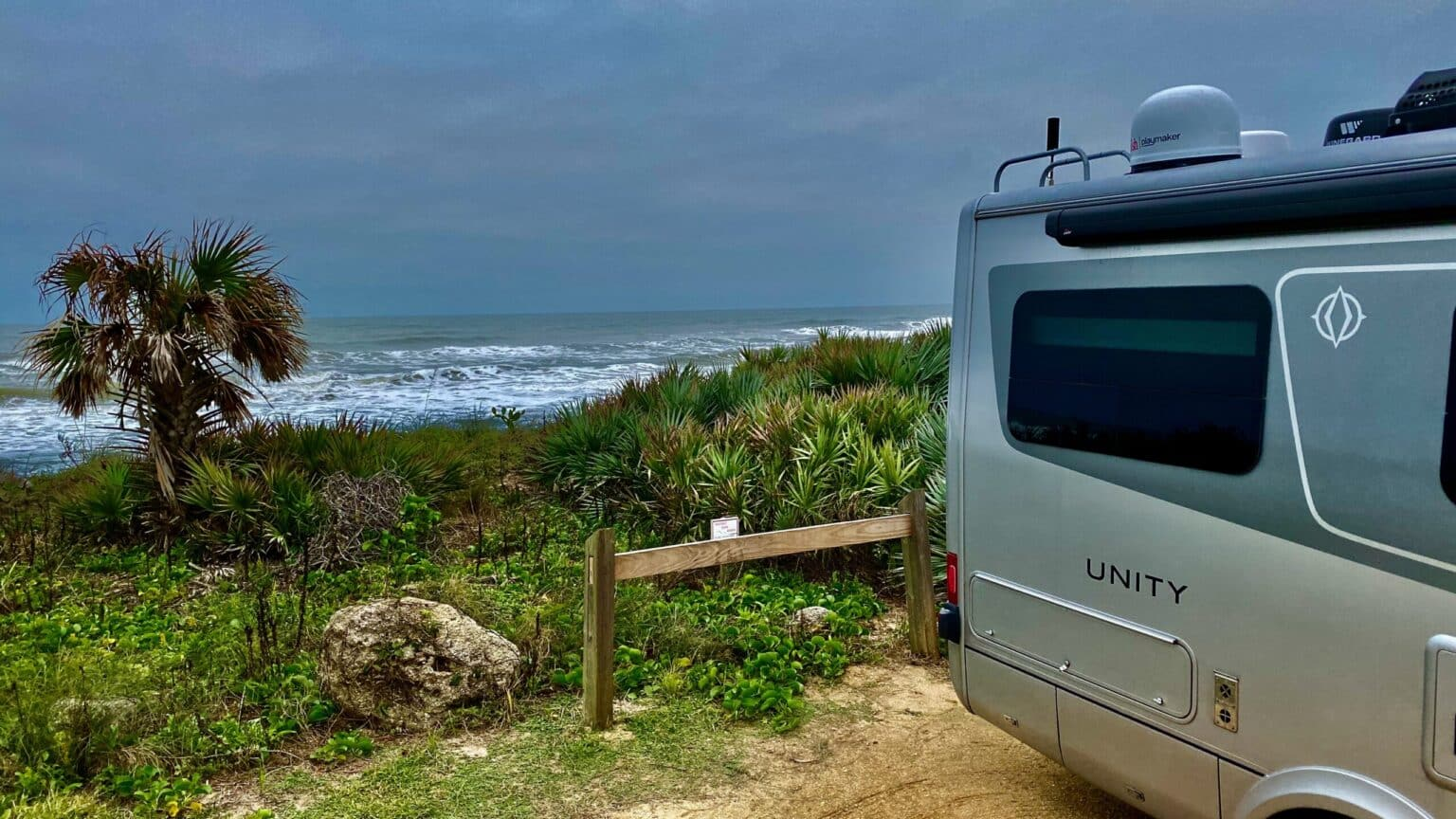 Gamble Rogers Campground