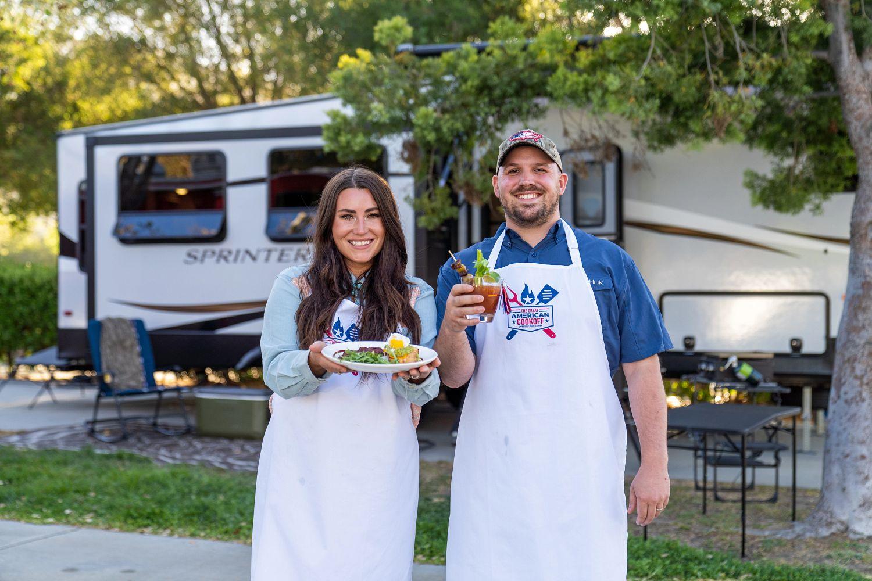Zach and Mary Avo Brekkie Recipe