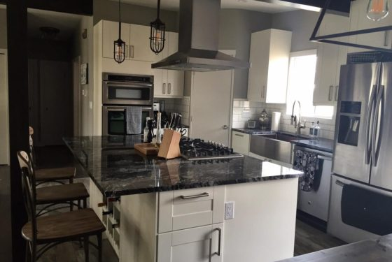 Custom Kitchens in Edmonton Alberta Canada