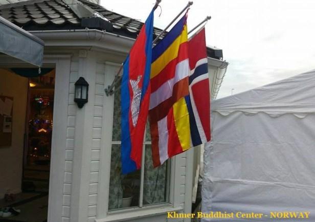 Photo 2018: Khmer Buddhist Center in Norway