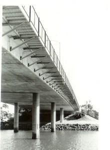 CWCS - Cantilever Pedestrian Bike Bridge