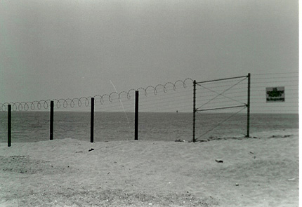 CWCS - Gunnery Range Security Fence