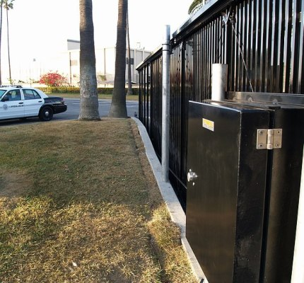 Automated Fortress Security Gate