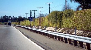 Highway Metal Beam Guard Rail