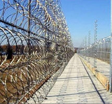 Razorwire Fence