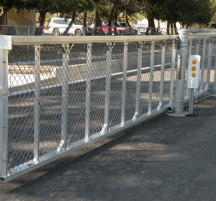 Tymetal Gate
