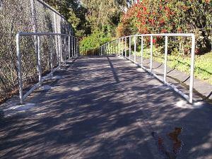 ADA Pedestrian Path