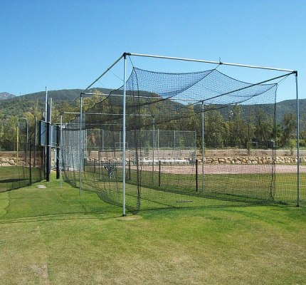 Pitching Cage