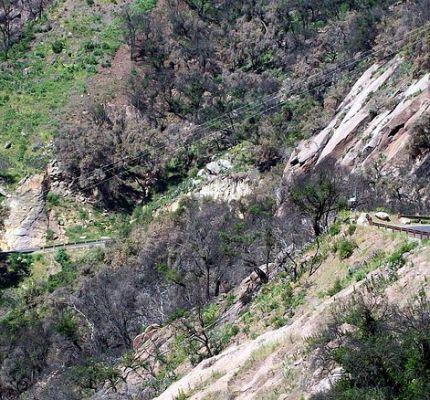 Radius Rail Rural Road