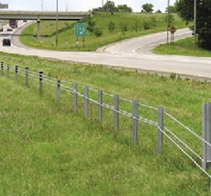 Cass TL3 Highway Median Installation