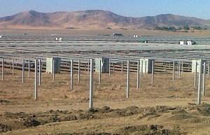 Solar Array Fencing 1