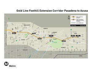 foothill_ext_project_map