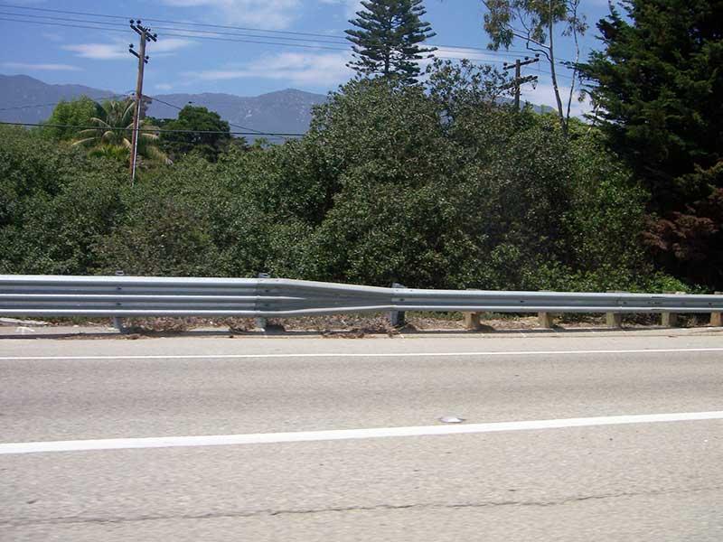 Guardrail Installation - C & W Construction Specialties