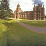 Founder's Building Royal Holloway College, University of London