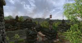 Overlooking Bree