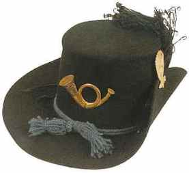 Black Hardee Hat. Apparently this makes you some level of bad-ass when you fight with Gibbon