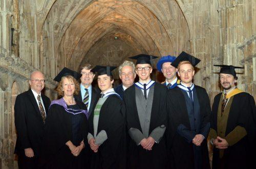 CWF Graduation 2012