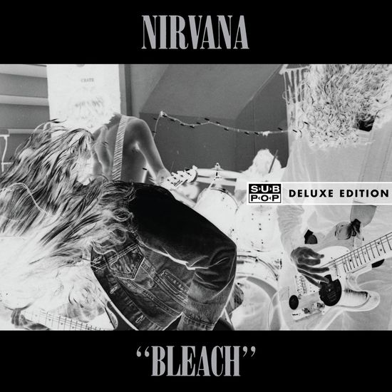 Nirvana - Bleach (20th Anniversary Edition)