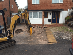 C Whyman Building Services Cannock - Landscaping