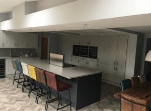 C Whyman Building Services Cannock - Kitchen Extension