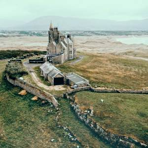 Classiebawn Castle, On The Wild Atlantic Way