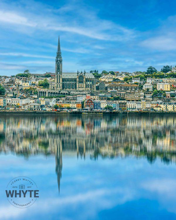 C Whyte Photography - Cobh Reflections - Cork