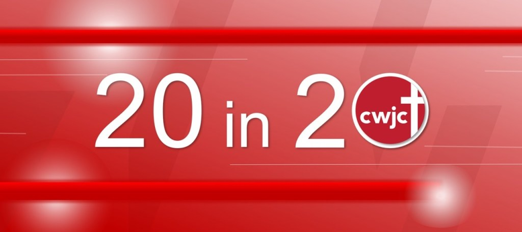 20 in 20 Challenge Logo