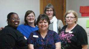 2012 Alumni Council with Betty