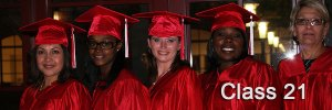 Class 21 Graduation and Brunch