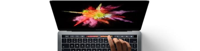 Apple's Macbook Pro 2016