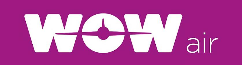 WOW Air Logo 2016