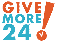 CWLAP is participating in Give More 24 on September 24