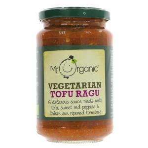 Mr Organic Tofu Pasta Sauce