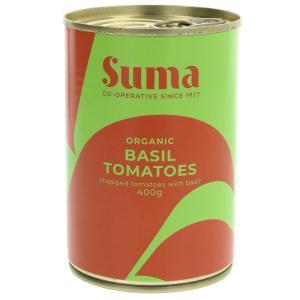 Suma Chopped Toms With Basil